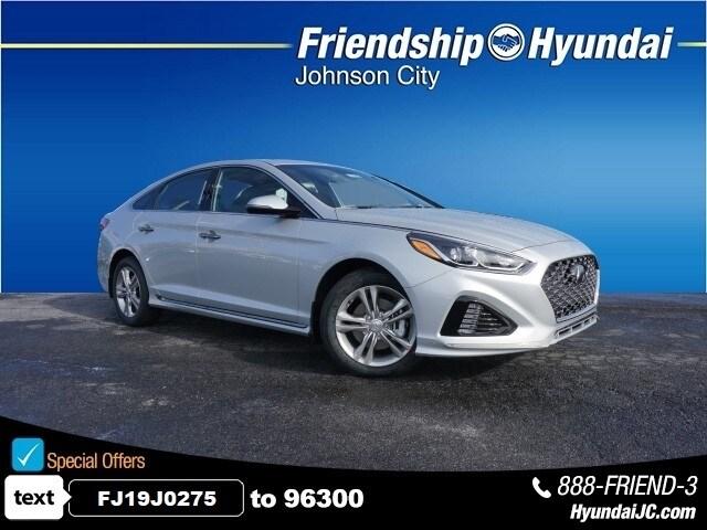 2019 Hyundai Sonata Sport Sport  Sedan