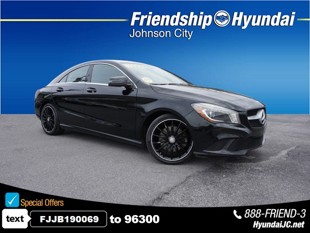 2014 Mercedes-Benz CLA 250 4MATIC Coupe