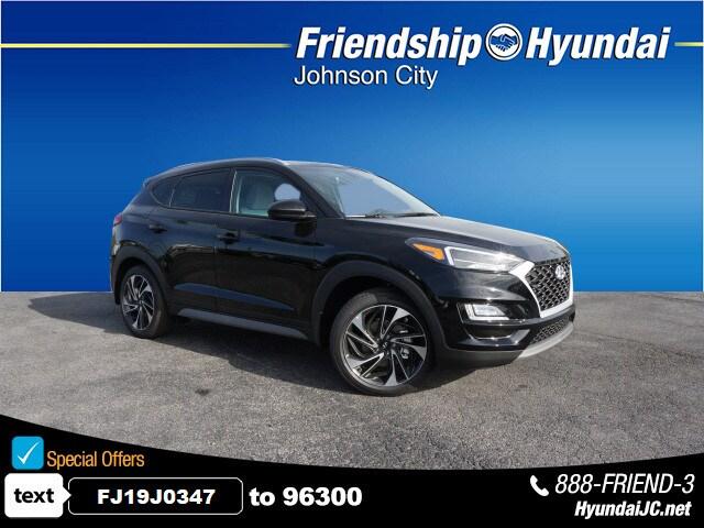 2019 Hyundai Tucson Sport AWD Sport  SUV