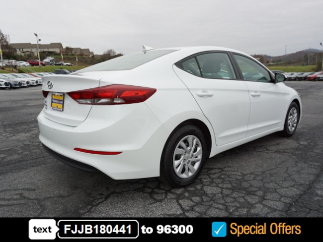 used 2017 hyundai elantra for sale at friendship hyundai of johnson city vin 5npd74lf2hh174476. Black Bedroom Furniture Sets. Home Design Ideas