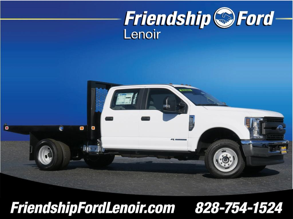 2018 Ford F-350 Chassis XL Truck