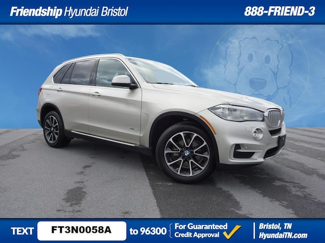 Featured Used 2014 BMW X5 xDrive35i AWD xDrive35i  SUV for Sale in Bristol, TN