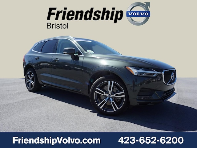Featured Used 2018 Volvo XC60 T6 Momentum AWD T6 Momentum  SUV for Sale in Bristol, TN