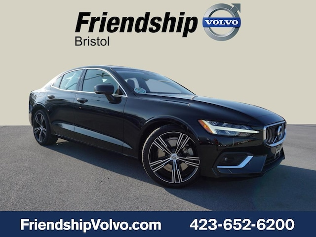 Featured Used 2020 Volvo S60 T6 Inscription AWD T6 Inscription  Sedan for Sale in Bristol, TN