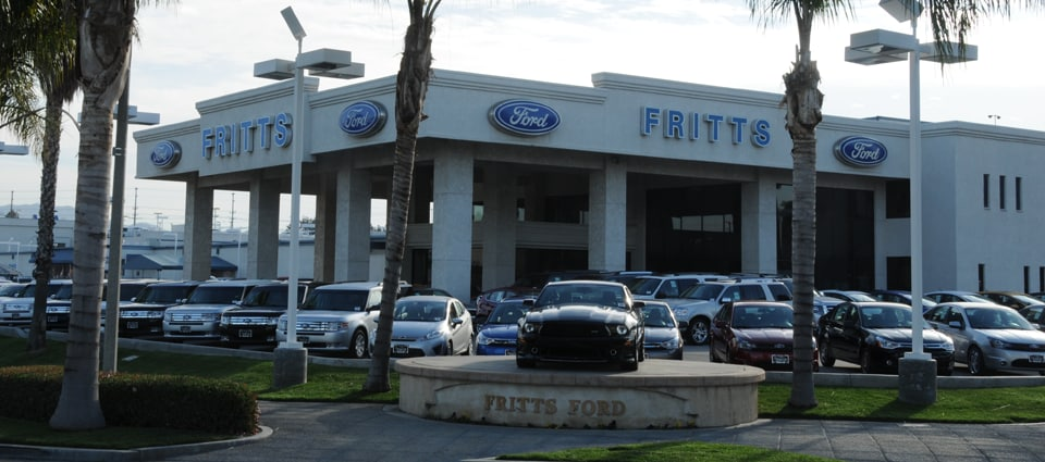 Fritts Ford Riverside