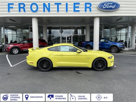 New 2021 Ford Mustang GT Premium Coupe for sale near Anacortes, WA
