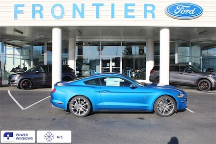 New 2020 Ford Mustang GT Premium Coupe for sale near Anacortes, WA