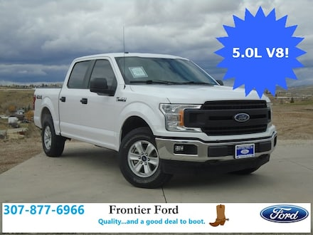 Featured Used 2018 Ford F-150 XL Truck for Sale near Evanston, WY