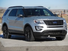 Used 2017 Ford Explorer XLT SUV 1FM5K8DH1HGD09957 in Diamondville, WY