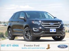 New 2018 Ford Edge SEL SUV 2FMPK4J93JBC37686 in Diamondville, WY