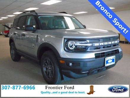 Featured New 2021 Ford Bronco Sport Big Bend SUV for Sale in Diamondville, WY