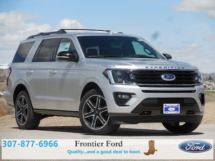Featured Used 2019 Ford Expedition Limited SUV for Sale near Evanston, WY