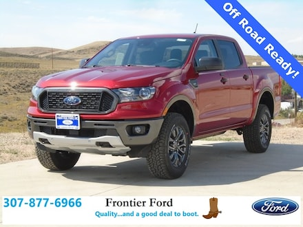 Featured New 2020 Ford Ranger XLT Truck for Sale in Diamondville, WY