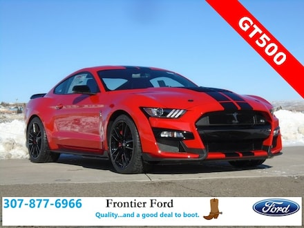 Featured New 2020 Ford Mustang Shelby GT500 Coupe for Sale in Diamondville, WY