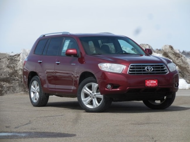 2010 Toyota Highlander Limited SUV