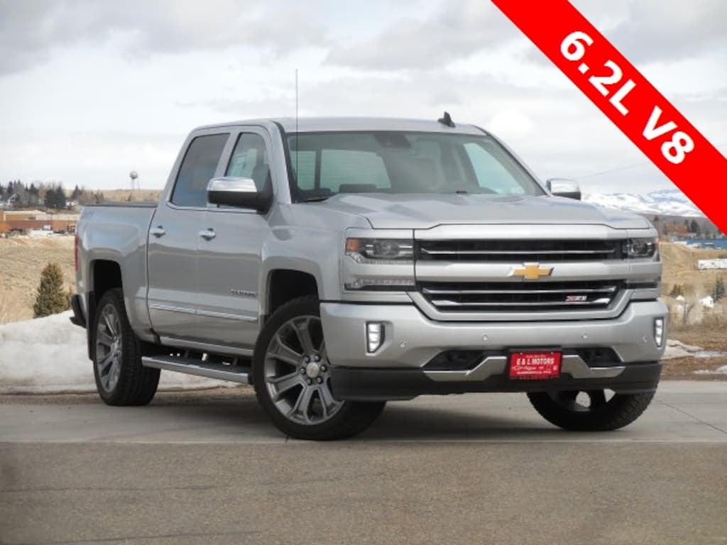 Used 2017 Chevrolet Silverado 1500 For Sale at Frontier Ford
