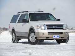 Used 2013 Ford Expedition EL XLT SUV 1FMJK1J53DEF08983 in Diamondville, WY
