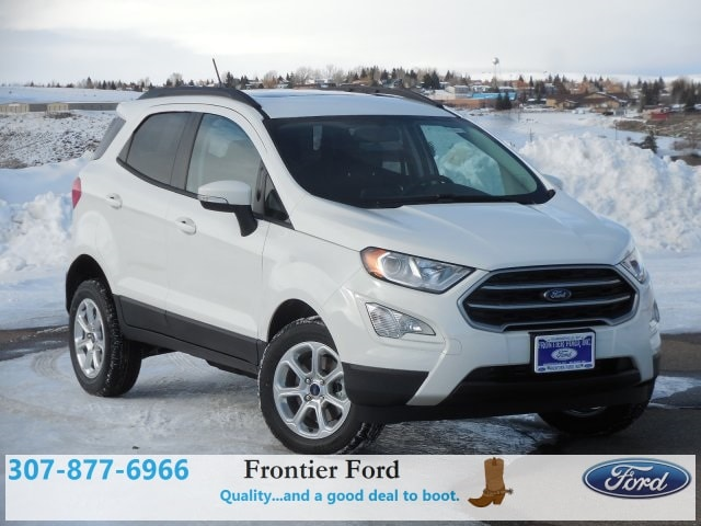 Featured New 2019 Ford EcoSport SE SUV for Sale in Diamondville, WY