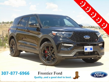 Featured New 2021 Ford Explorer ST SUV for Sale in Diamondville, WY