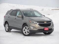Used 2018 Chevrolet Equinox LT SUV 3GNAXTEX7JS631577 in Diamondville, WY
