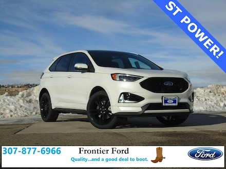 Featured New 2020 Ford Edge ST SUV for Sale in Diamondville, WY