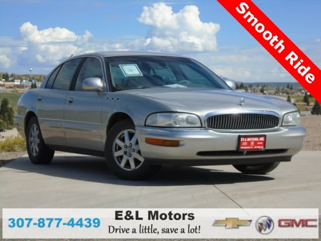 2005 Buick Park Avenue Base Sedan