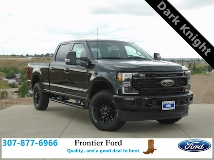 Featured New 2021 Ford F-350SD Lariat Truck for Sale in Diamondville, WY