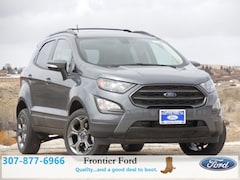Used 2018 Ford EcoSport SES SUV MAJ6P1CL6JC181130 in Diamondville, WY