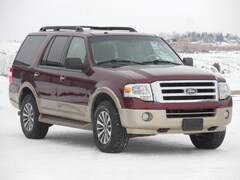 Used 2012 Ford Expedition XLT SUV 1FMJU1J51CEF06321 in Diamondville, WY