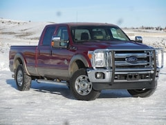 Used 2014 Ford F-250SD Lariat Truck 1FT7W2BT3EEB18764 in Diamondville, WY