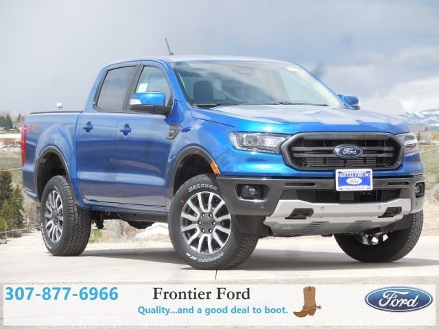 Featured New 2019 Ford Ranger Lariat Truck for Sale in Diamondville, WY