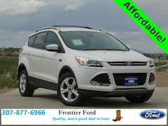 Used 2014 Ford Escape Titanium SUV 1FMCU9J93EUA70512 in Diamondville, WY