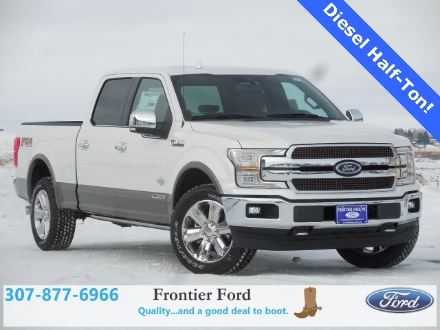 Featured New 2019 Ford F-150 King Ranch Truck for Sale in Diamondville, WY