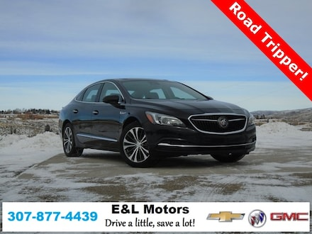 Featured Used 2017 Buick Lacrosse Premium I Group Sedan for Sale near Evanston, WY