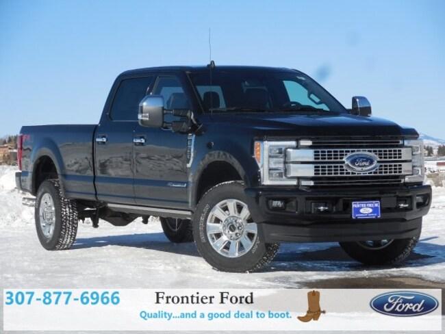 2019 Ford F-350SD Platinum Truck