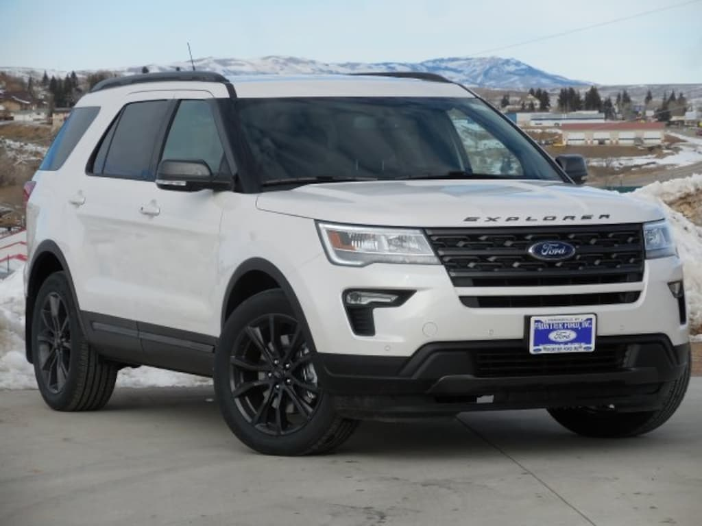 Used 2018 Ford Explorer For Sale at Frontier Ford Inc  | VIN