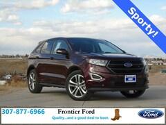 Used 2017 Ford Edge Sport SUV 2FMPK4AP0HBC31451 in Diamondville, WY