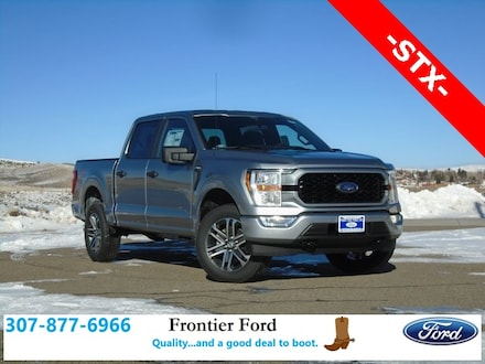Featured New 2021 Ford F-150 XL Truck for Sale in Diamondville, WY