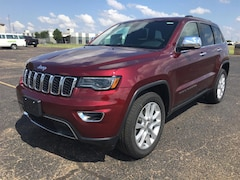 2017 Jeep Grand Cherokee LIMITED 4X2 Sport Utility