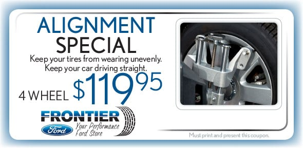 Alignment Service, Santa Clara Ford Service Coupon. If no image, this  offer has ended.