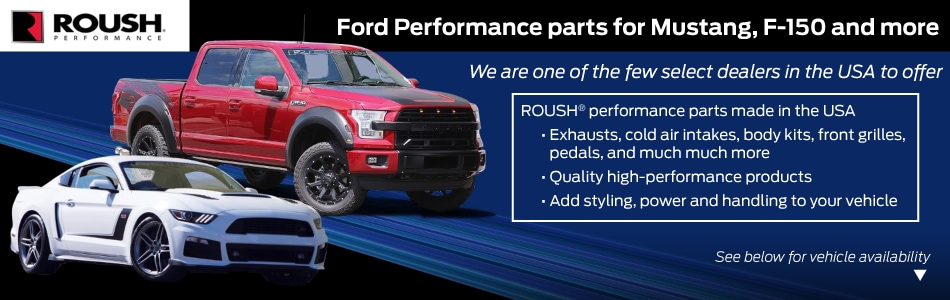 Between A Road Car And Race Is Roush