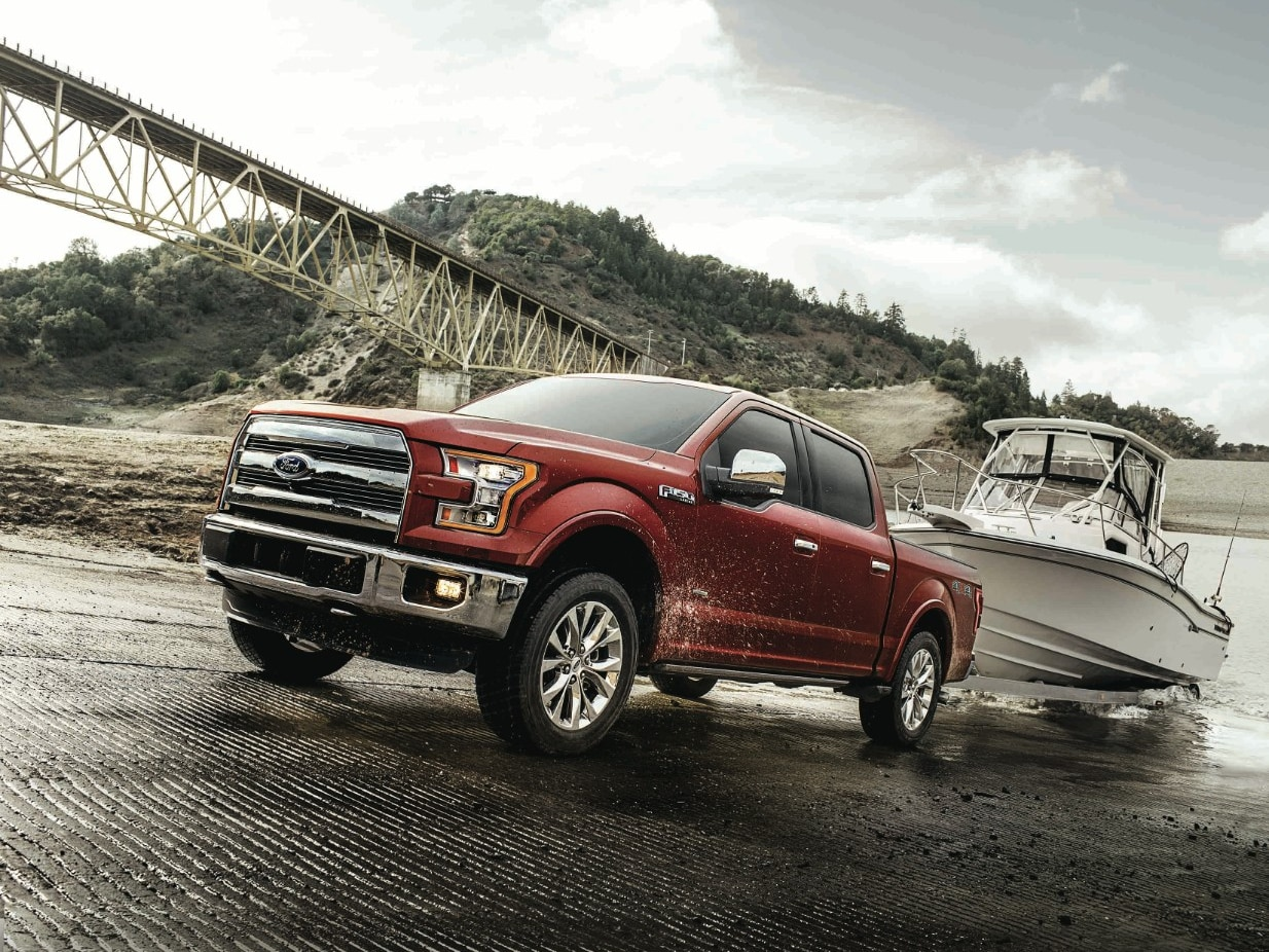 Ford F-150 Once Again Takes Home KBB\'s \'Best Buy\' Truck Award