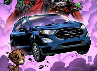 Guardians of the Galaxy EcoSport