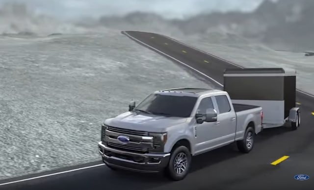 Ford Towing Overview