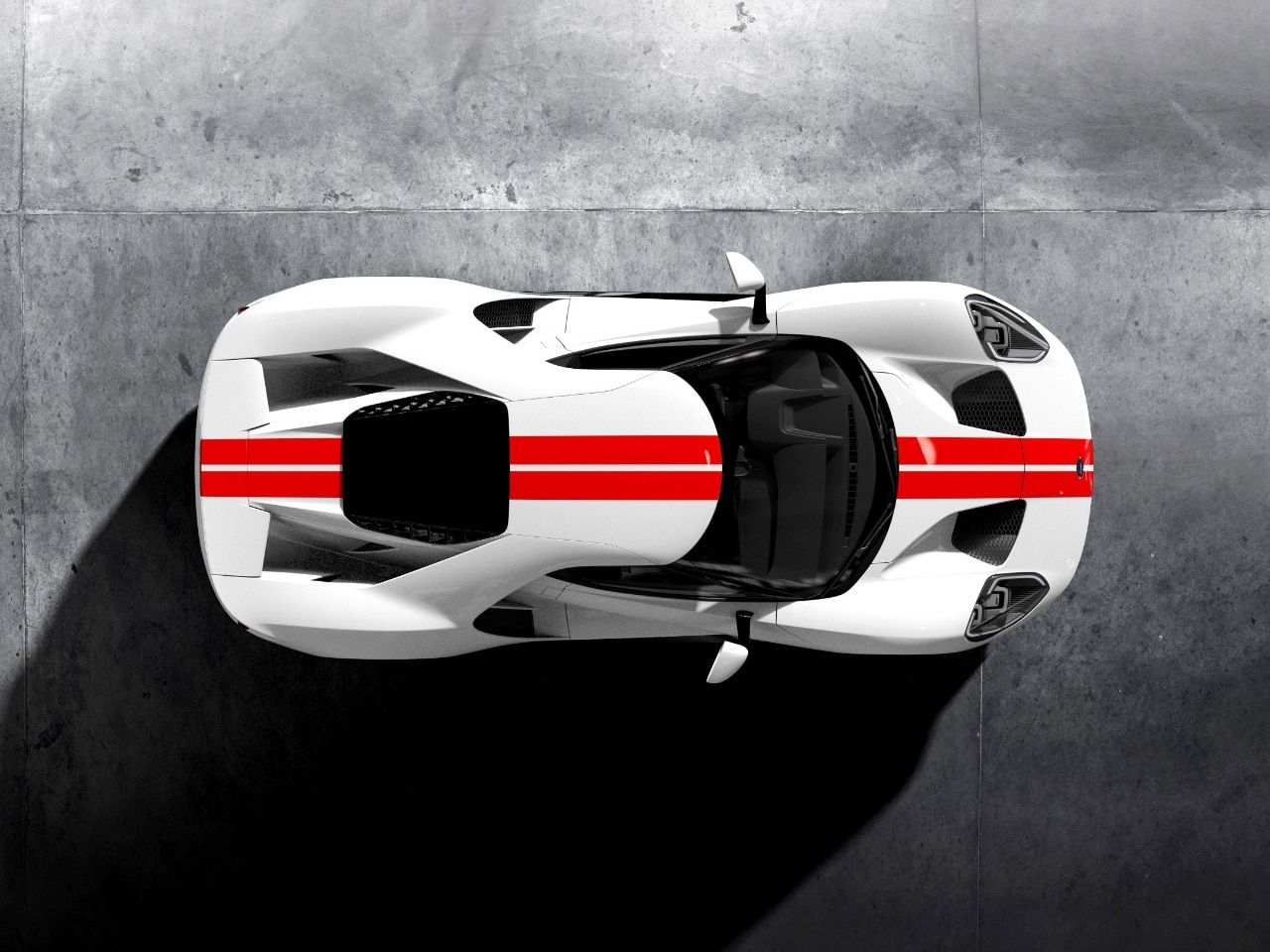 The New Ford Gt Supercar Is A Hit According To The Automaker The Gt Has Been So Popular That They Are Extending Production Of The Vehicle For Another Two
