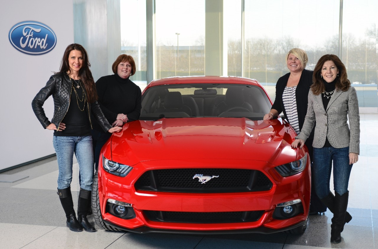 womens performance car of the year mustang