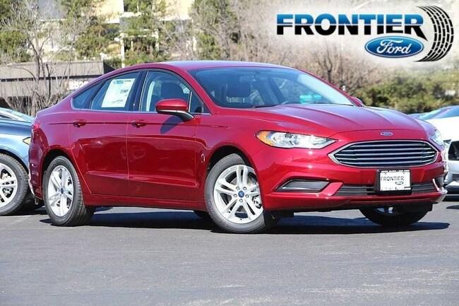2018 Ford Fusion SE Sedan 3FA6P0HD2JR167934
