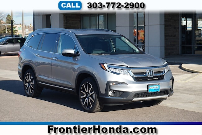 New 2019 Honda Pilot Elite AWD SUV For Sale /Lease Longmont, Colorado