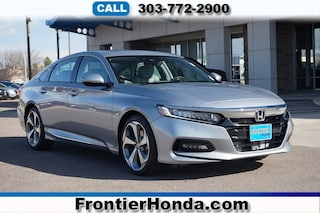 New 2018 Honda Accord Touring 2.0T Sedan 1HGCV2F98JA028707 for sale in Longmont, CO