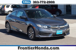 New 2018 Honda Civic LX Coupe for sale in Longmont, CO